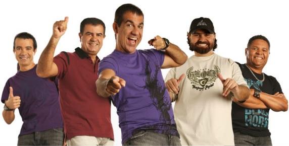 formação banda de 1987 à 2011. No Carnaval de Salvador 2011 (Bahia) O  baixista Levi Lima anunciou sua saída da banda e2aa7546b62c3