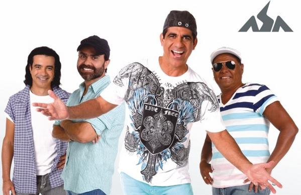 b4d4711cb9 formação banda de 2011 à 2014. Em outubro 2014 Durval Lelys anuncia  carreira solo e os integrantes da banda o segue. 2012 - ASA DE ÁGUIA  COMPLETA 25 ANOS ...